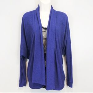 Urban Outfitters Royal Blue Cardi